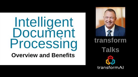 What is Intelligent Document Processing (IDP)? with Lee Coulter