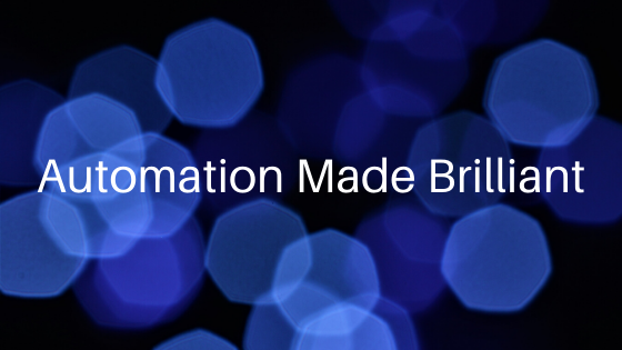 Webinar: Automation Made Brilliant with Enterprise A2019