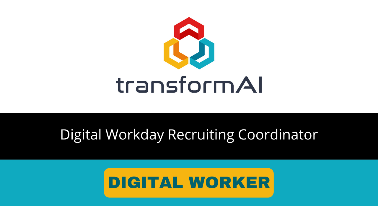Digital Workday Recruiting Coordinator