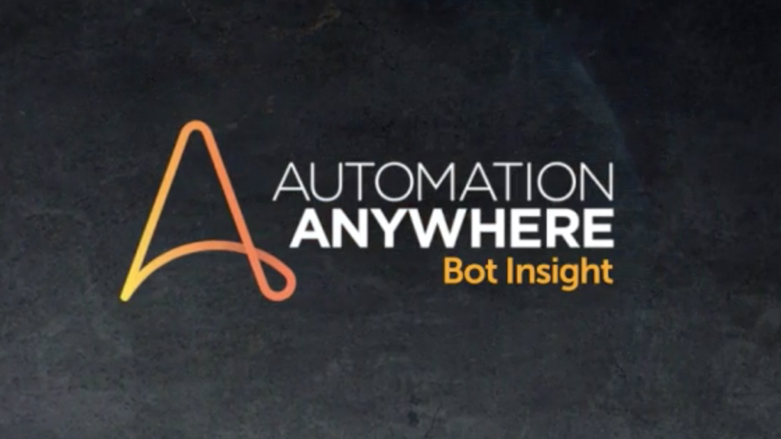 Financial Business Data on Demand with Automation Anywhere's Bot Insight