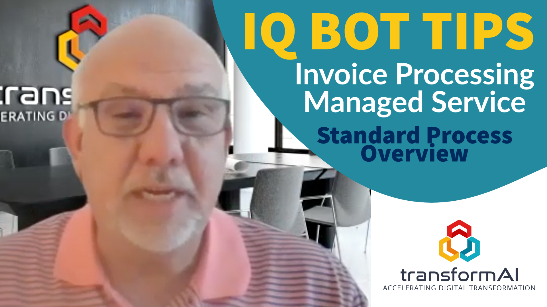 Automated Invoice Processing - Managed Service Process Overview