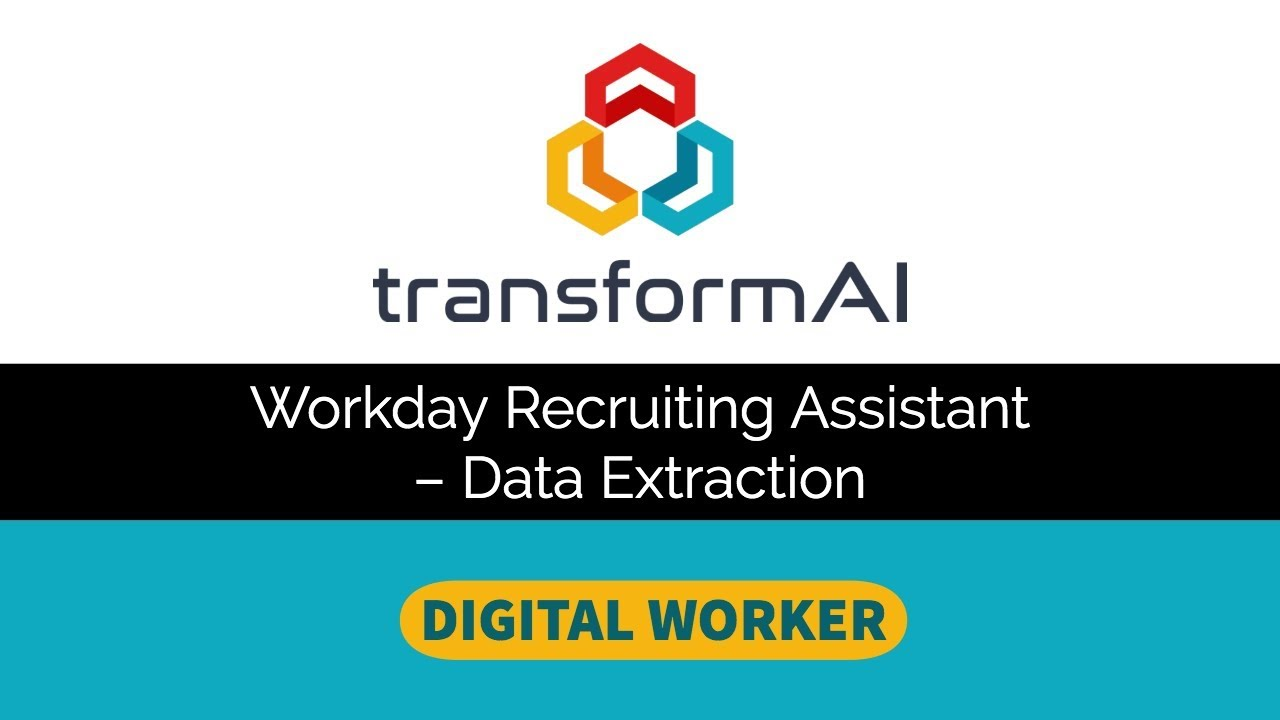 Digital Workday Recruiting Assistant
